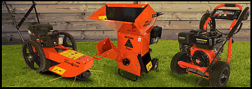 Bear Cat Lawn Equipment