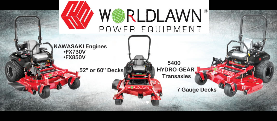 World Lawn Power Equipment Mower Sales | Empire Seed Company - Temple Texas