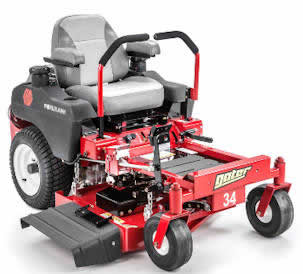 WorldLawn Zero Turn Lawn Mowers Homeowners Temple TX