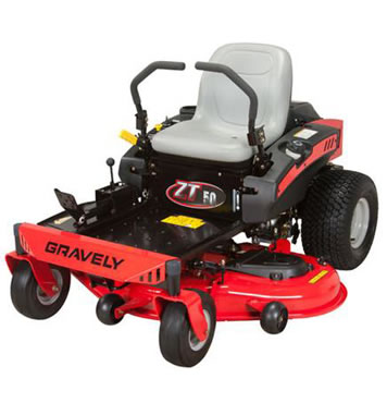 Gravely Zero Turn Lawn Mowers Homeowners Temple TX