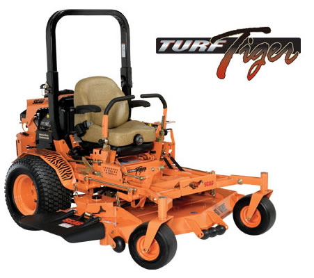 Scag Zero Turn Turf Tiger Lawn Mowers for Sale Temple TX