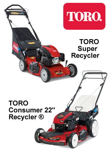 Toro Push Mowers for Sale Temple TX